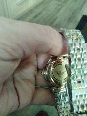 chronograph armany herrenuhr neu
