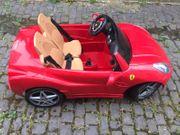 Kinder Ferrari vhb