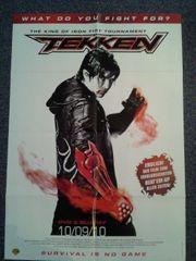 Tekken 2010 Orginal Film Plakat