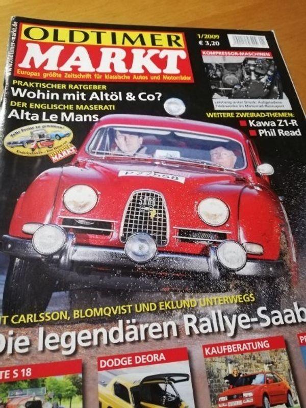 Oldtimer Markt Magazine 108 Stück