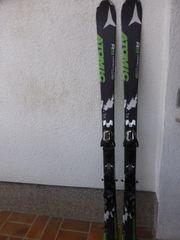 Carving-Ski ATOMIC schwarz grün 1