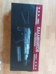 Kalashnikov Vodka Wodka AK47