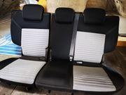 Rückbank Fiat Qubo mit Kofferraum