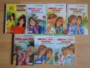 6 Hanni und Nanni Bücher