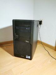 Fujitsu Siemens Esprimo Office PC