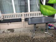 keter Gartenbänke mit Tisch