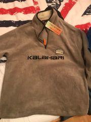 flauschiger NEUER Kalahari Fleecepulli in