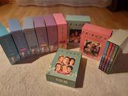 DVD-Sammlung Friends Staffel 1-10 komplett