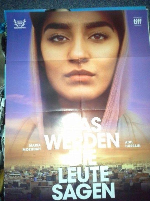 Nordische Filmtage Plakat Lübeck Norwegischer