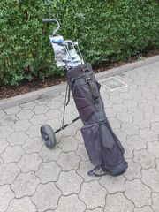 Golfschläger Set mit Tasche und