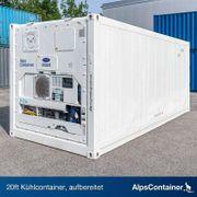 20ft 6m Kühlcontainer Reefer gebraucht