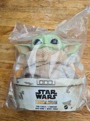 Yoda Baby Plüsch Kuscheltier Originalverpackt
