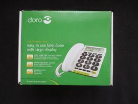 Sonstige Telefone - Senioren-Telefon Schnur schwed Qualitätsprodukt