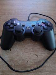 PS3 Controller mit Kabel
