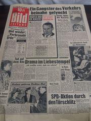 Zeitung Geschenkidee Jubiläum 08 02