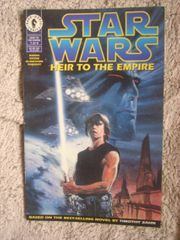 star wars comics wie neu