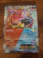 Pokemon Karte Volcanion XY173