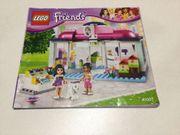 Lego Friends - 41007 Heartlake Tiersalon