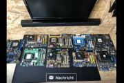 komplette PCs und diverse Hardware