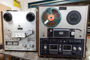 6 Stück AKAI Tonbandmaschinen