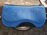 Westernpad HAF Pad blau