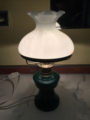 Tischlampe aus den 50 ern