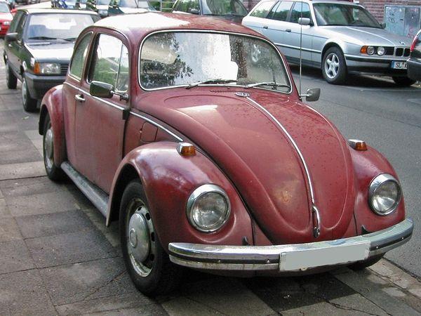 VW Käfer Teile