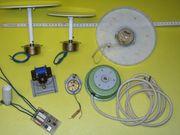 Deko-Motoren Dimmer Blinklicht 220V verschiedene