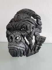 Gurilla Kopf von EDGE Skulpturalen