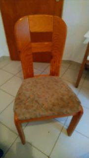 3 gebrauchte Stühle