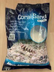 Bodengrund Coral Sand Aquariumgrund ca