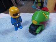 Playmobil 1 2 3 Motorrad