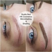 Permanent Make-up Microblading