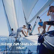 Clever zum Segelschein Yacht in
