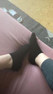 Gebrauchte Socken Gr 40 41