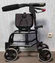Leichtgewicht-Rollator NeXus mit großem Korb