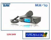 Team MX-10 12 24V Mobilfunkgerät