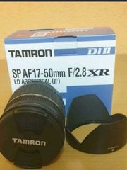 Tamron AF 17-50mm F2 8