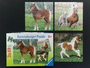 Ravensburger Puzzle 092543 Pony-Freundschaft 3