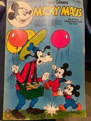 Micky Maus Heft Nr 36