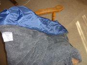 Schlupfsack für Rollstuhl ungebraucht
