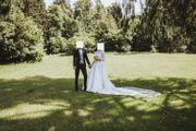 Märchenhaftes Hochzeitskleid Brautkleid