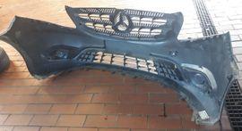 Mercedes Vito - Frontverkleidung - Frontstoßstange - mit: Kleinanzeigen aus Beilstein - Rubrik Mercedes-Teile