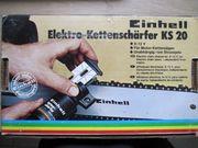 Elektro- Kettenschärfer