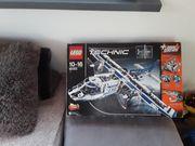 Lego Technic Frachtflugzeug 2in1 vollständig