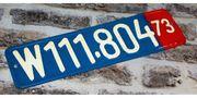 Kfz-Kennzeichen Wien von 1973