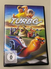 DVD Turbo - Kleine Schnecke großer