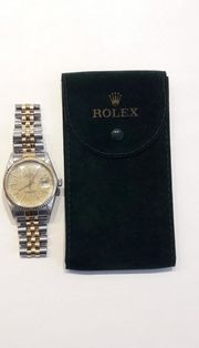 ROLEX Oyster Perpetual Datejust Stahl-Gold