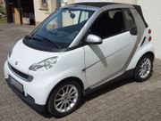 Smart fortwo cdi cabrio softouch