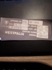 Westfalia Kugelkopf 313172